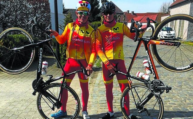 Alonso y Azparren, al ZLM Tour en Holanda