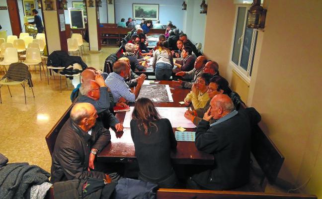 Segunda reunión para los vecinos de San Ignacio, San Martín, Arantzazu y San José
