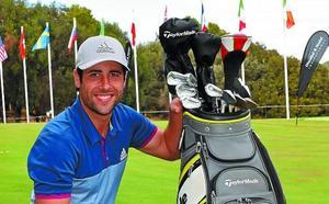 Adrián Otaegui: «Me veo pronto en el Masters»
