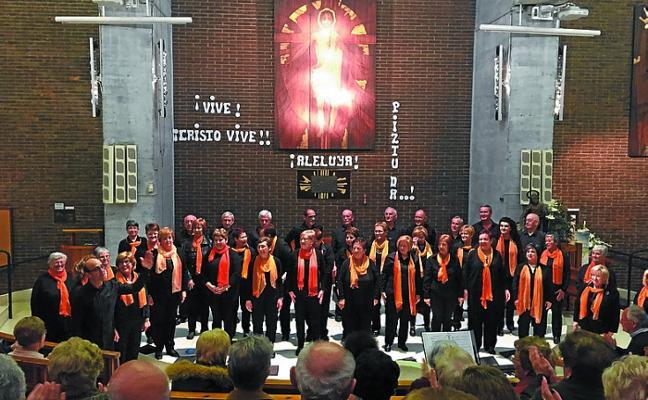 Illumbe e Ibaiertz Abesbatza protagonizan dos conciertos