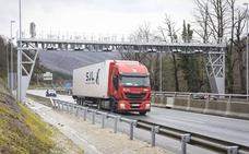 El TSJPV anula el peaje de la N-1 para camiones a su paso por Gipuzkoa