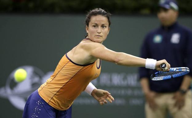Arruabarrena participará en el Madrid Mutua Open