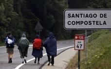 Detenido por abusos sexuales a dos peregrinas en el Camino de Santiago