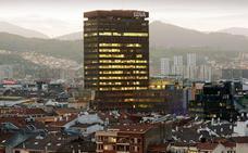 El BBVA pone a la venta el rascacielos de la Gran Vía de Bilbao