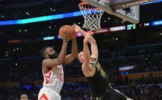 Los Houston Rockets son la amenaza a batir