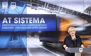 La Diputación de Gipuzkoa recurrirá la decisión del TSJPV contraria a los peajes y seguirá cobrando a los camiones