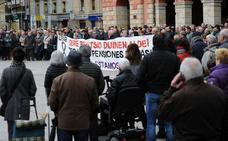 LAB critica el «escapismo» del Gobierno Vasco y pide que complemente las pensiones hasta 1.080 euros
