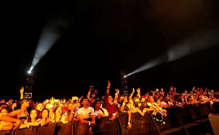La música vuelve al desierto con Coachella
