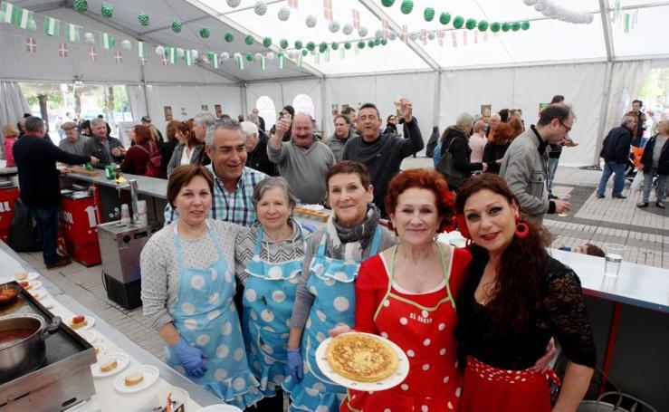 La Feria de Abril llega a Errenteria