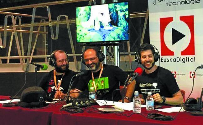 Primera jornada de podcasting y comunicación online en Lekaio