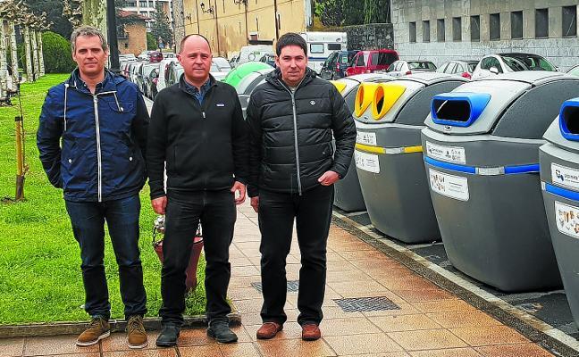 Azpeitia alcanza por vez primera una tasa de reciclaje del 71%