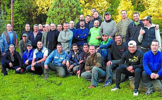 Décima edición del 'Memorial Basilio Torres Blanco' de pesca a corcho