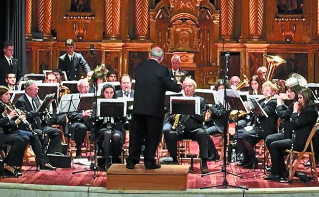 La Banda despide mañana la temporada de recitales de invierno en Santa Ana Antzokia