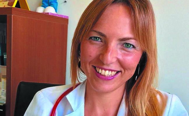 La pediatra Lucía Galán visitará La Anunciata