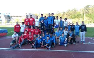 El Atlético y la Real, campeones de Euskadi con autoridad
