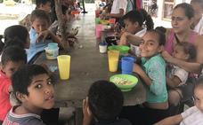 Crecer con un solo 'golpe' al día en el país del hambre