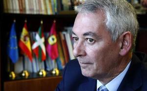 Damborenea, parlamentario del PP vasco, advierte de que si no hay PGE, no se aplicará la nueva 'tarifa eléctrica' a las empresas vascas