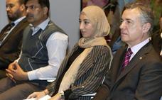 Urkullu presenta la comisión Ados para la colaboración con la comunidad isámica