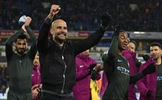 Guardiola, de las dudas al título en Inglaterra sin renunciar a su filosofía