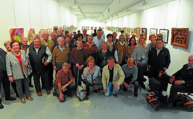 Una familia de artistas con trayectoria