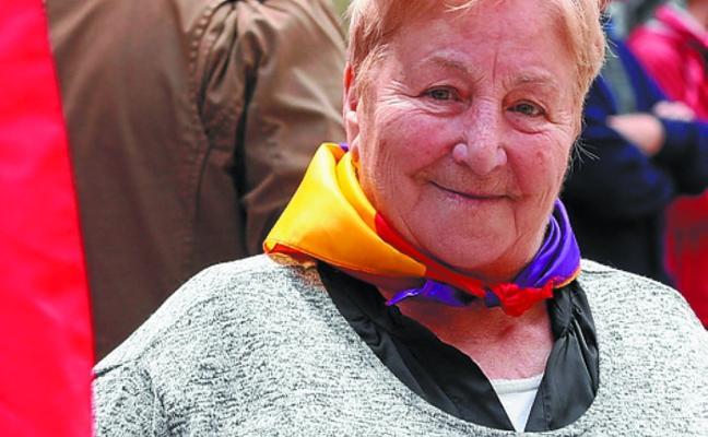 Pikoketa realiza un nuevo homenaje a la República