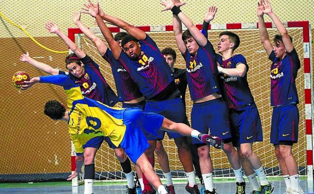 Tecnifuelle se juega el pase al Campeonato de España ante el Malkaitz