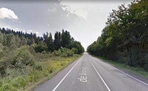 Fallece una joven vecina de Vitoria en Legutio al ser atropellada por un turismo
