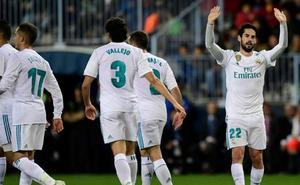 Isco guía al Madrid en su tierra