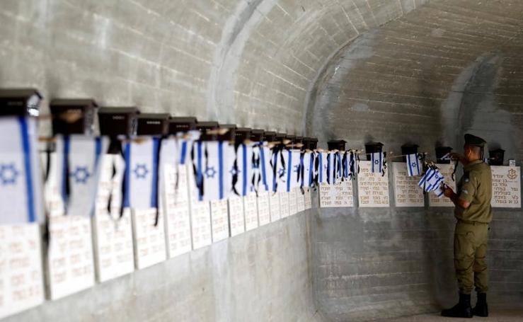 Día de los caídos en Israel