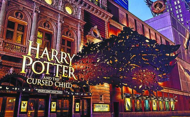Harry Potter hechiza Broadway