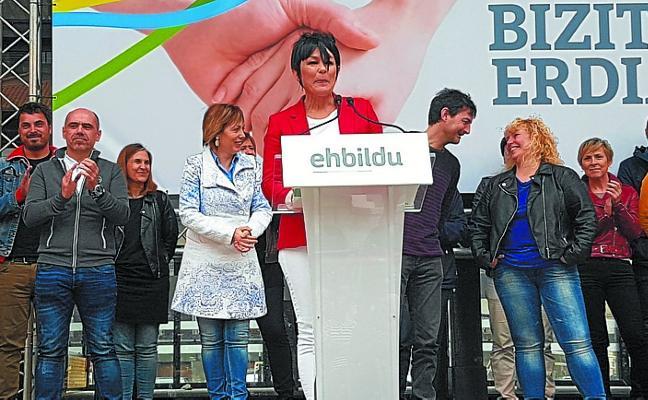 Solidaridad con Errazkin e Intxaurrandieta