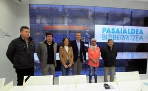 Dos millones para la regeneración de los cuatro municipios de la Bahía de Pasaia