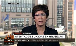 EuroBasque 2017 Kazetaritza saria, Olatz Arrietarentzat