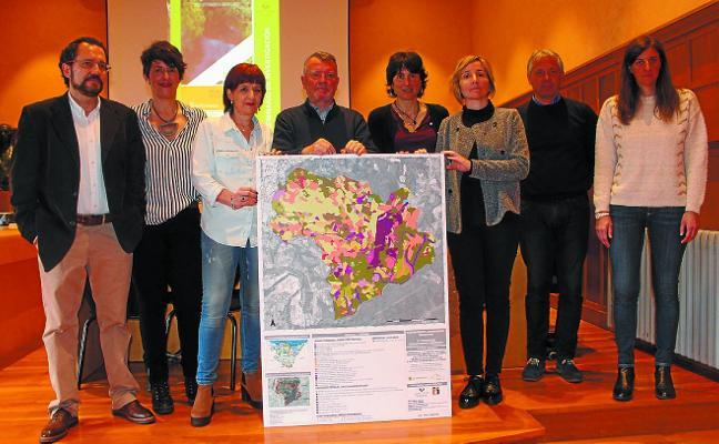 Presentado el documento relativo a la conservación del paisaje