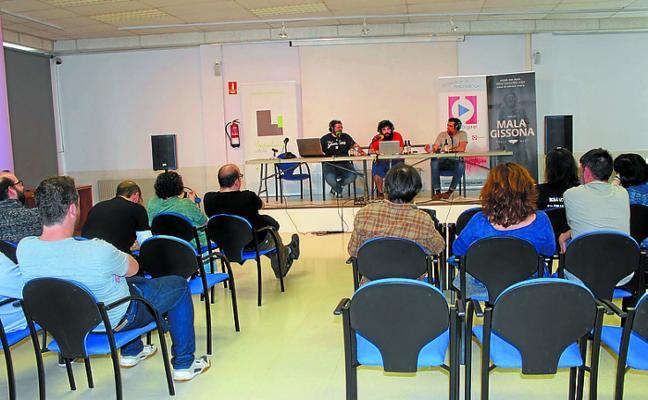 Los aficionados al podcast disfrutaron de las grabaciones en Lekaio en el EuskalPod