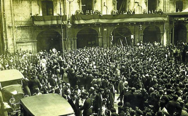 Intxorta recuerda a los ediles republicanos represaliados por el franquismo