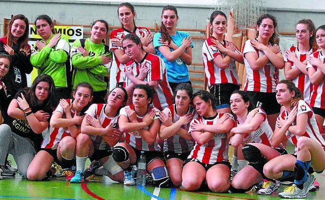 La final estatal de balonmano juvenil femenino se jugará en Elgoibar