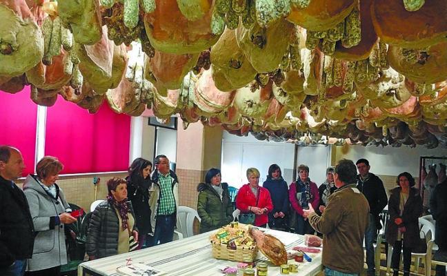 La Semana del producto local arrancó en Baiona