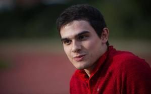 Bruno Hortelano correrá su primera carrera de 200 metros el 3 de junio en Hengelo