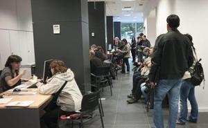 La Campaña de la Renta en Gipuzkoa deja un 16,2% más de autoliquidaciones aceptadas el primer día