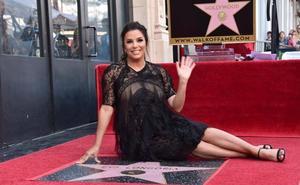 Eva Longoria ya tiene estrella