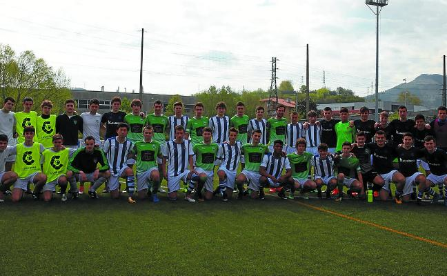 La Real Sociedad se adjudicó el torneo Labaien de fútbol