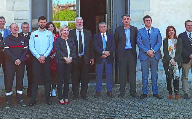 Presentan el proyecto transfronterizo ALERT, para la gestión de desastres naturales