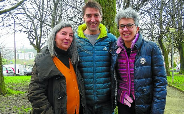 Amalur Peñagaricano y Josune Mendizabal organizan la iniciativa 'Experiamarte'
