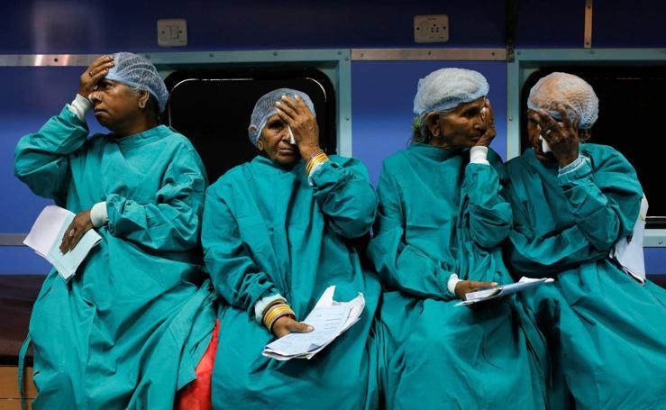 Operaciones en el tren