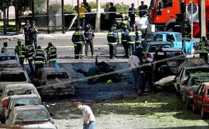 El Supremo condena a 1.000 años de cárcel a dos etarras por un coche bomba en Madrid