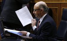 Llarena pide explicaciones a Montoro tras negar que el 1-O se pagara con dinero público