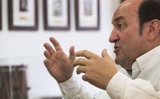 Ortuzar reclama a Rajoy «gestos políticos» en Cataluña para facilitar los Presupuestos