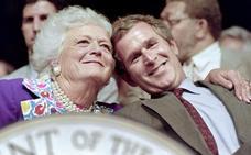 Barbara Bush, la tradicional matriarca que enamoró a EE UU