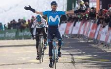 Valverde, a por su sexta Flecha Valona, la quinta consecutiva
